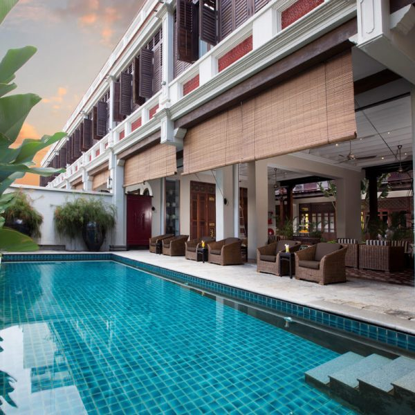 Seven Terraces Hotel Penang Pool